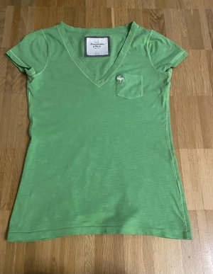 Abercrombie & Fitch T-shirt groen