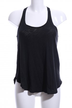 Abercrombie & Fitch Tanktop zwart casual uitstraling