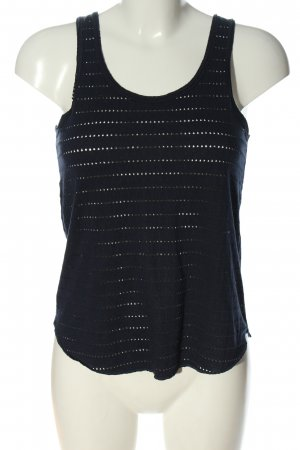 Abercrombie & Fitch Tanktop blauw casual uitstraling