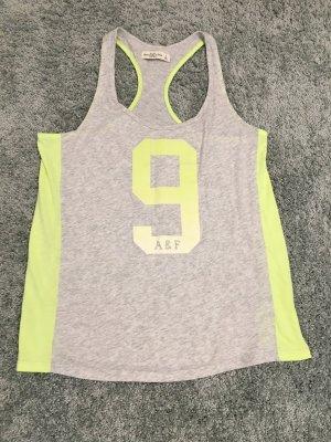 Abercrombie & Fitch Tanktop Sport Shirt (Größe S)