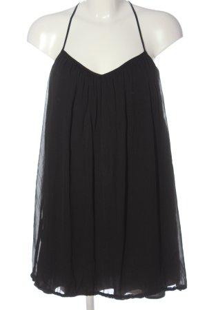 Abercrombie & Fitch Trägerkleid schwarz Elegant