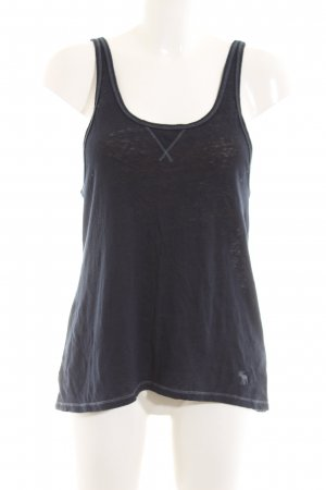 Abercrombie & Fitch Strappy Top blue casual look