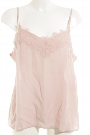 Abercrombie & Fitch Trägertop rosa Casual-Look