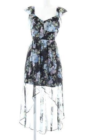 Abercrombie & Fitch Robe tunique motif de fleur élégant