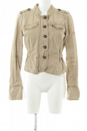 Abercrombie & Fitch Übergangsjacke creme Casual-Look