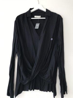 Abercrombie & Fitch Kopertowa bluzka czarny