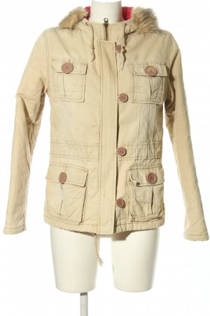 Abercrombie & Fitch Winterjacke creme Casual-Look
