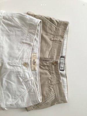 Abercrombie + Hollister Shorts im Doppelpack