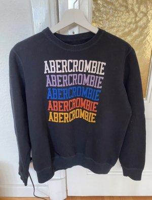 Abercrombie & Fitch Pull ras du cou noir