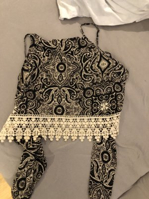 Abercrombie top mit Muster