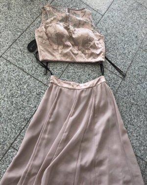 Abi/Ball/Abend Kleid 2 Teiler