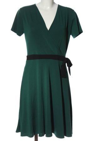 About You A-Linien Kleid grün Elegant