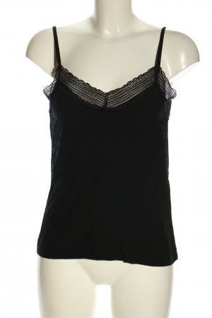 About You Camisola negro look casual