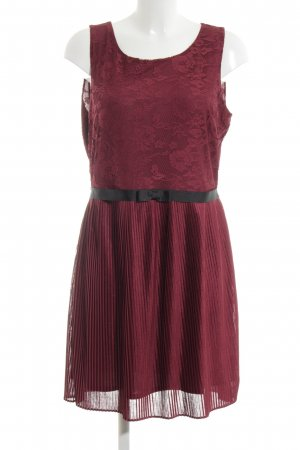 About You Cocktail Dress red casual look