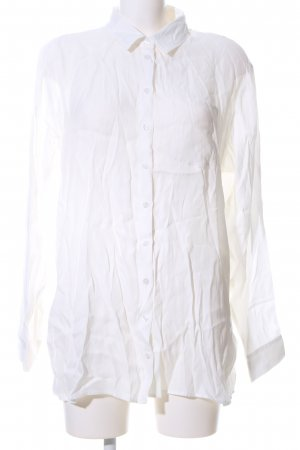 About You Blusa-camisa blanco look casual