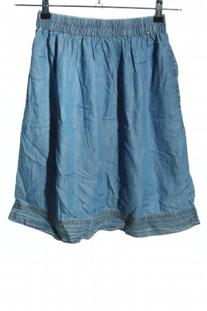 About You Jeansrock blau Casual-Look