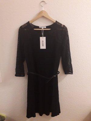 About you Kleid schwarz Spitze Größe 36 neu