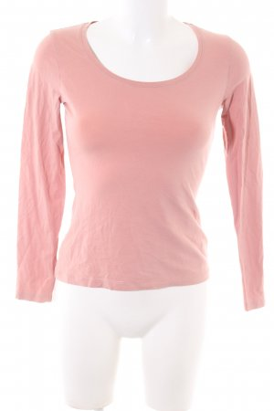 About You Longsleeve pink casual look