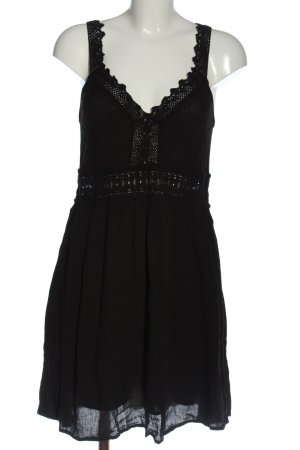 About You Minikleid schwarz Party-Look