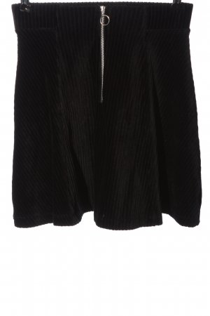 About You Minirock schwarz Casual-Look