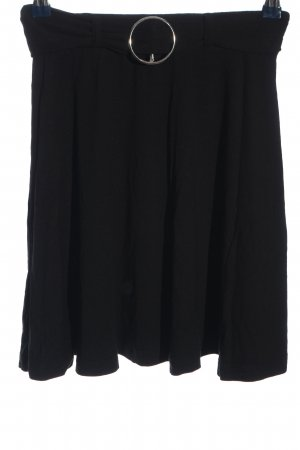 About You Mini rok zwart casual uitstraling