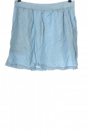 About You Mini rok blauw casual uitstraling