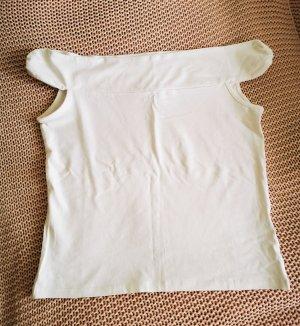About You Top épaules dénudées blanc