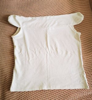 About You Camisa tipo Carmen blanco