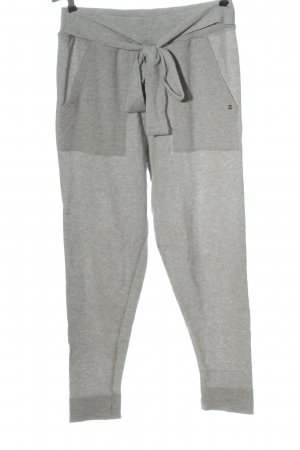 About You Jersey Pants light grey flecked casual look
