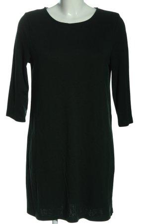 About You Gebreide jurk zwart casual uitstraling