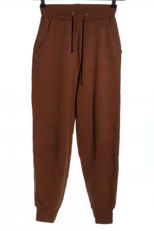 About You Pantalone fitness marrone stile casual
