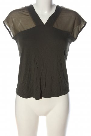 About You T-Shirt khaki Casual-Look