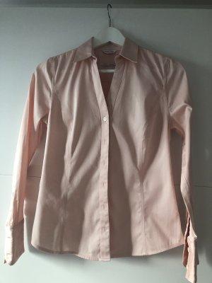 Abricot-farbene Bluse von Calvin Klein