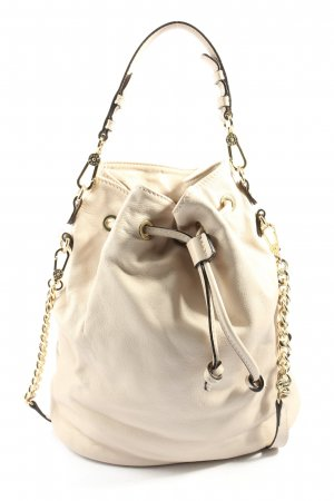 abro Beuteltasche creme Casual-Look
