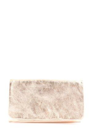 abro Clutch natural white elegant