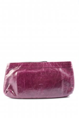 abro Clutch pink casual look