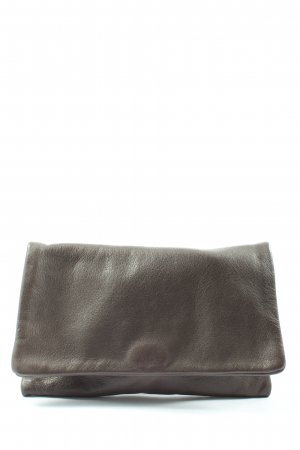 abro Clutch brown casual look