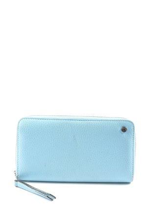 abro Wallet blue casual look