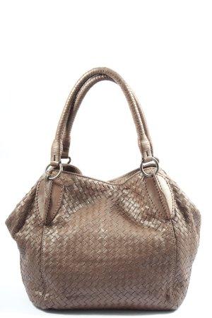 abro Handbag brown casual look
