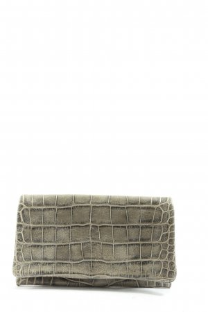 abro Handbag khaki allover print casual look