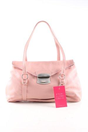 abro Handtasche pink Business-Look