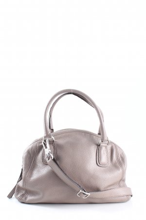abro Bolso barrel gris claro estilo «business»