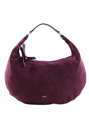 abro Carry Bag lilac casual look
