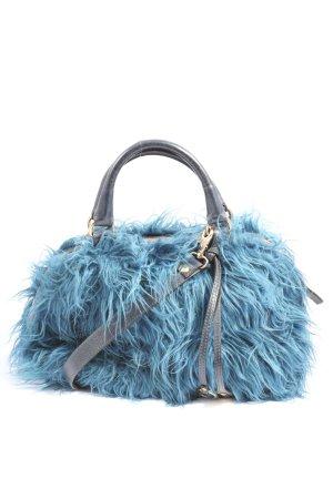 abro Sac Baril bleu style extravagant