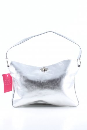 abro Carry Bag silver-colored casual look