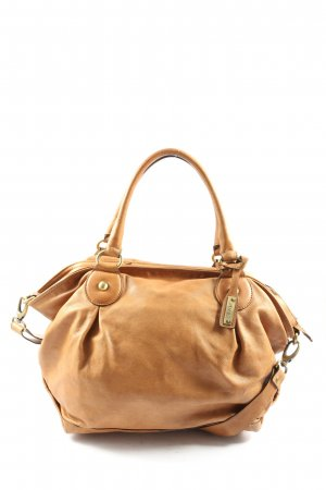 abro Carry Bag brown casual look