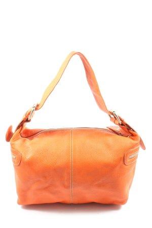 abro Sac Baril orange clair style décontracté
