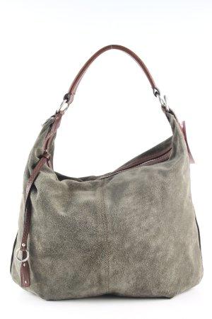 abro Carry Bag light grey casual look