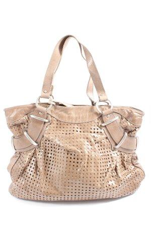 abro Carry Bag cream casual look