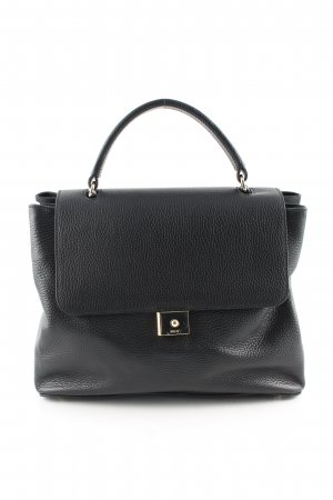 abro Henkeltasche schwarz Business-Look